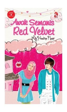 Awak Semanis Red Velvet