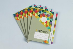 Notebook F5 70gsm 80 Page