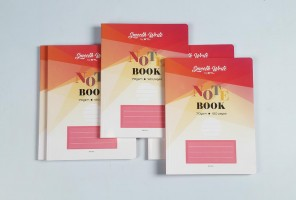 Notebook F5 70gsm 120 Pages