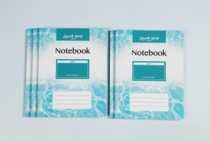 Notebook F5 70gsm 80 Pages
