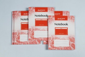 Notebook F5 70gsm 104 Pages
