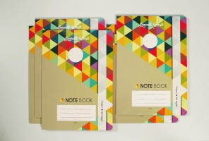 Notebook A4 70gsm 80 Pages