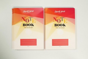 Notebook A4 70gsm 120 Pages