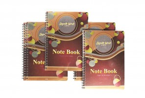 Notebook A5 70gsm 50 Pages