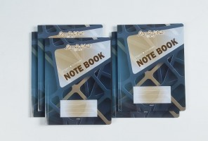 Notebook A4 70gsm 104 Pages